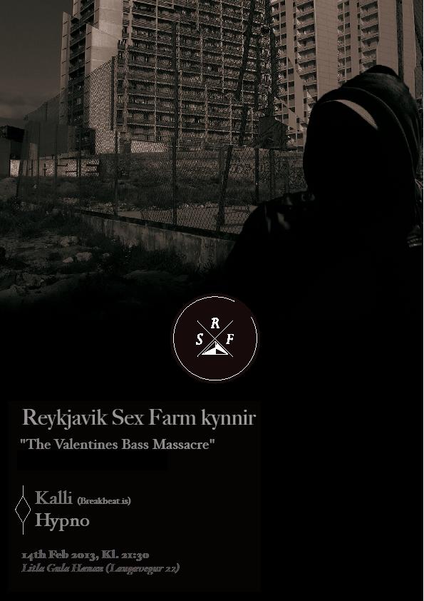 Reykjavik Sex Farm, the club nights...
